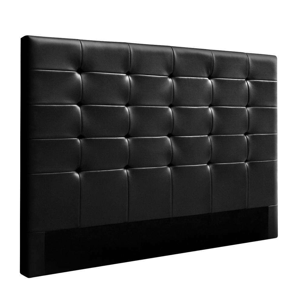 Artiss BENO King Size Bed Head Headboard Bedhead Leather Base Frame