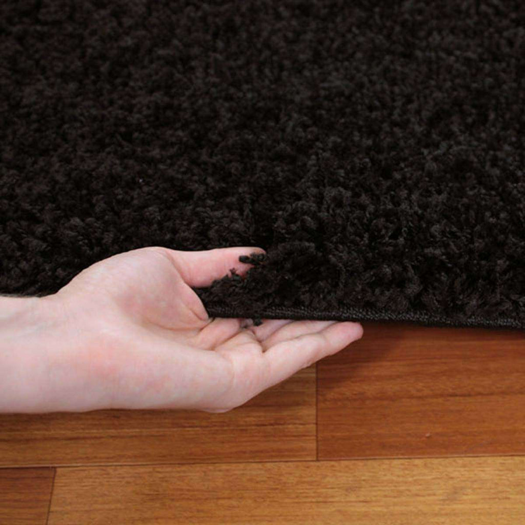Cosmo Collection Black Rug