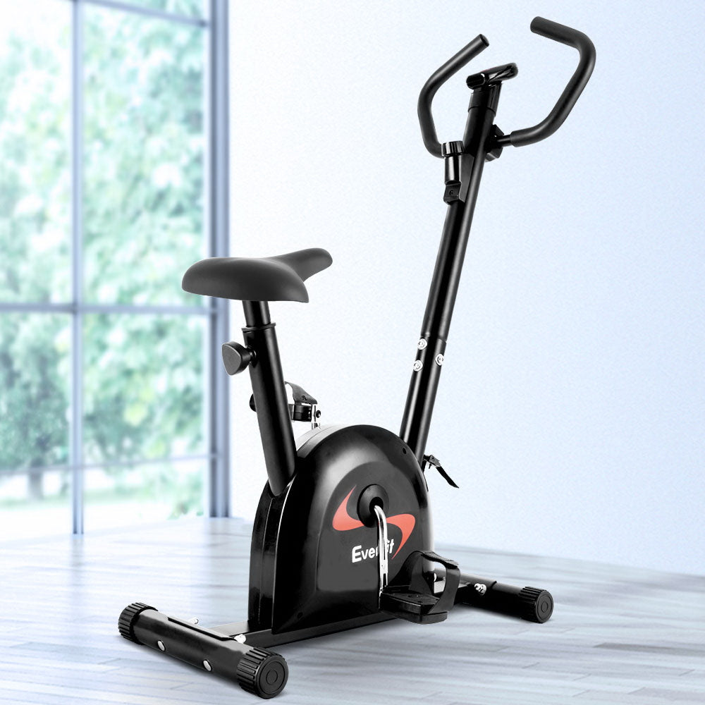 Everfit Exercise Bike Training Upright Bicycle