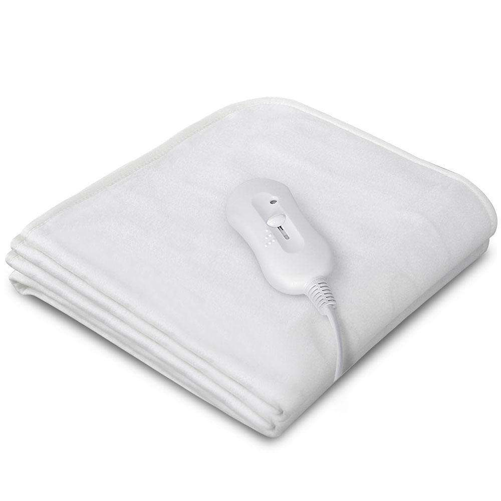 3 Setting Fully Fitted Electric Blanket - Single - Desirable Home Living