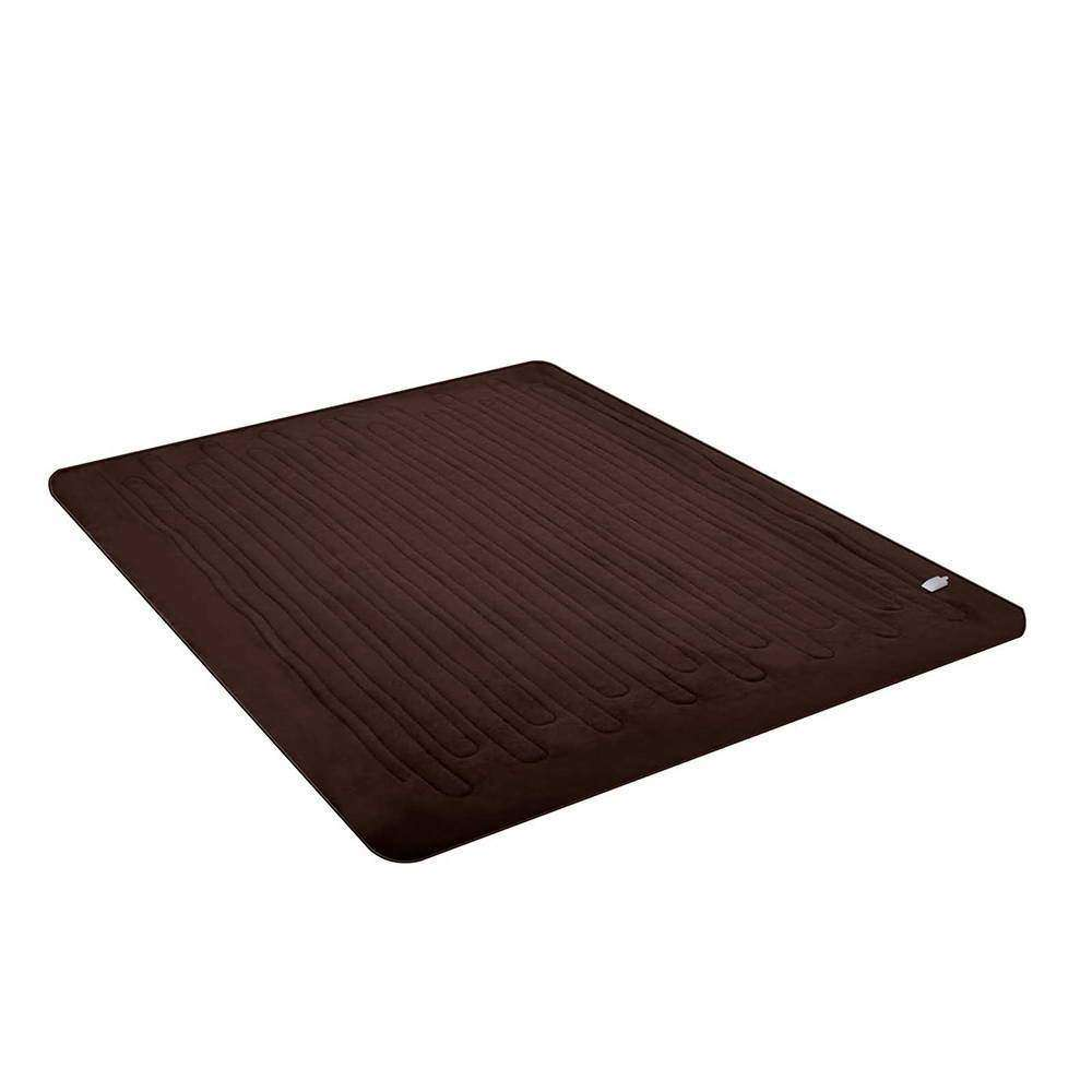 Electric Throw Blanket – Chocolate