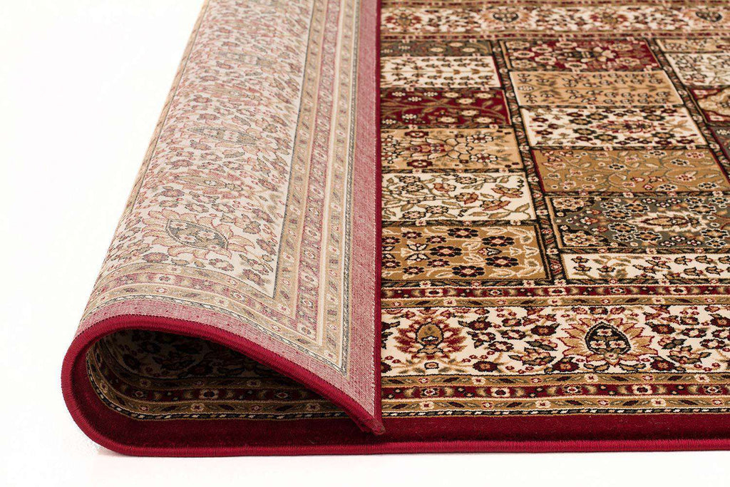 Empire Stunning Garden Red Rug