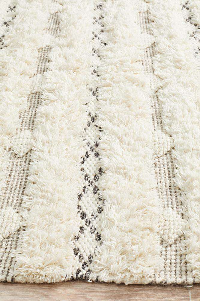 Everest Fusion Compound Ivory Rug