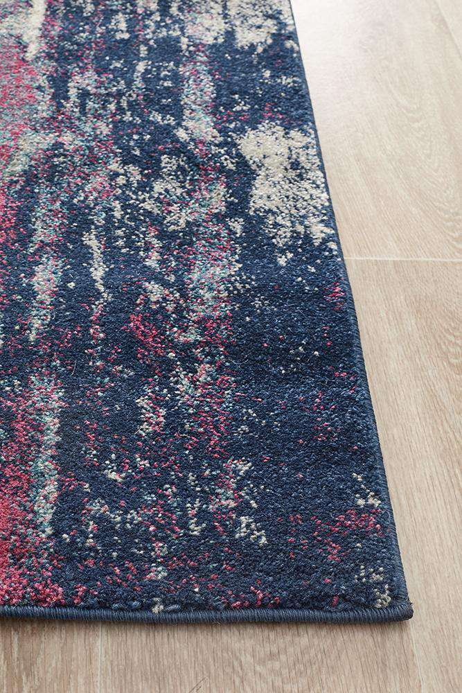 Evoke Bedrock Stone Transitional Runner Rug