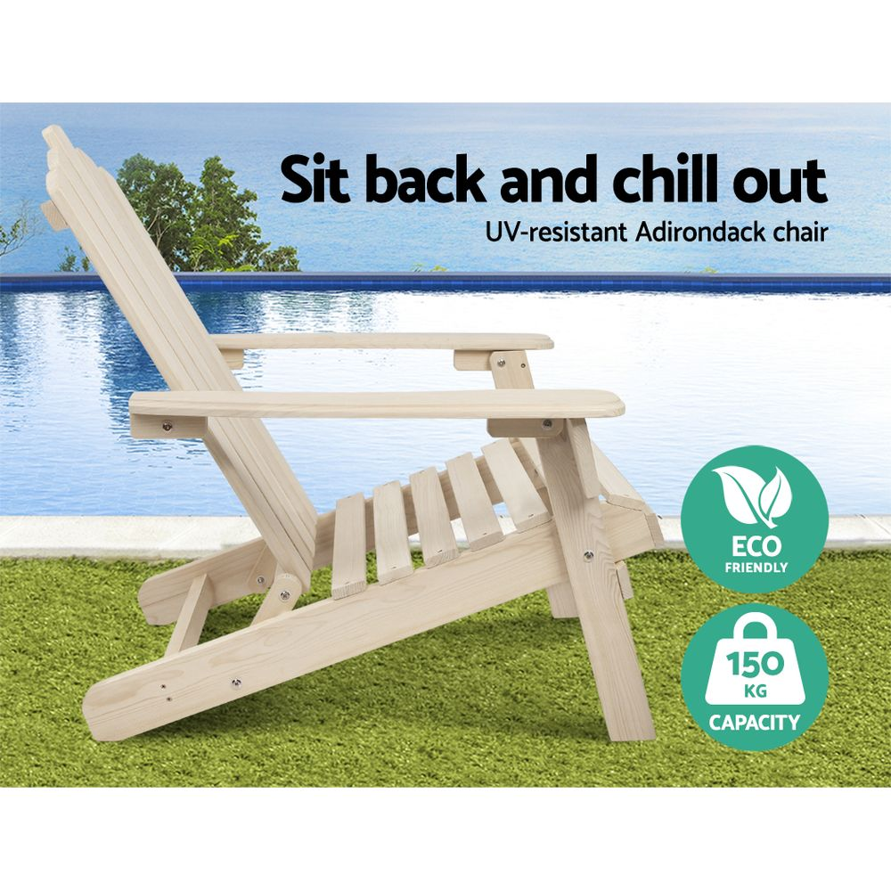 Gardeon Outdoor Sun Lounge Chairs Patio Furniture Beach Chair Lounger