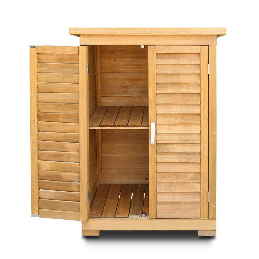 Outdoor Storage Cabinet - Desirable Home Living