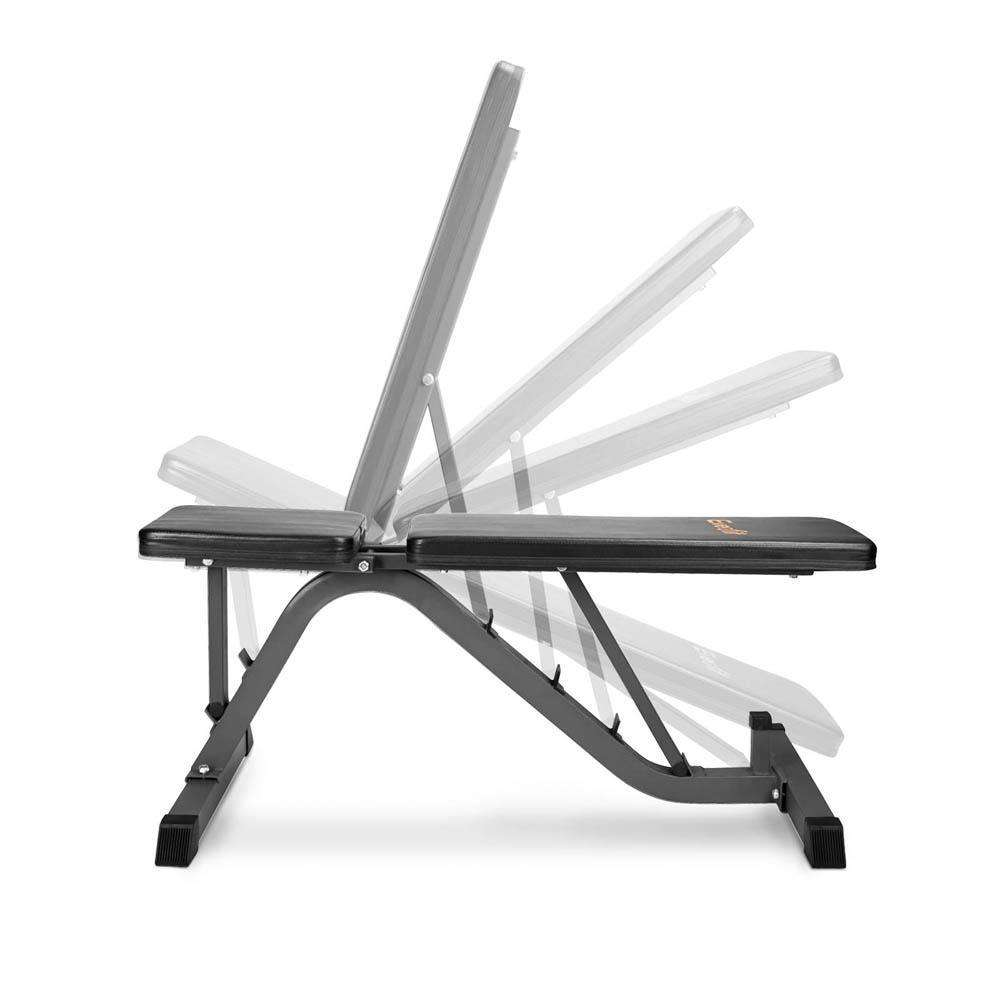 Everfit Adjustable F.I.D Bench 126cm