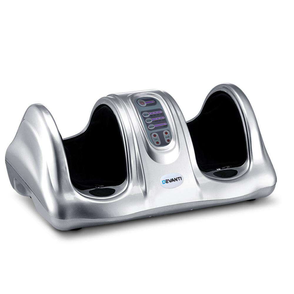 Foot Massager Silver