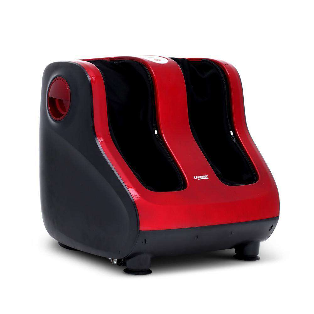 Livemor Foot Massager - Red