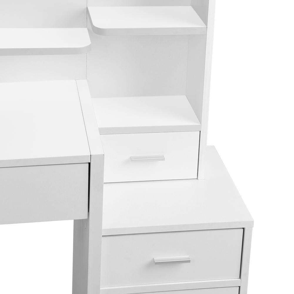 Artiss Dressing Table with Stool and drawers