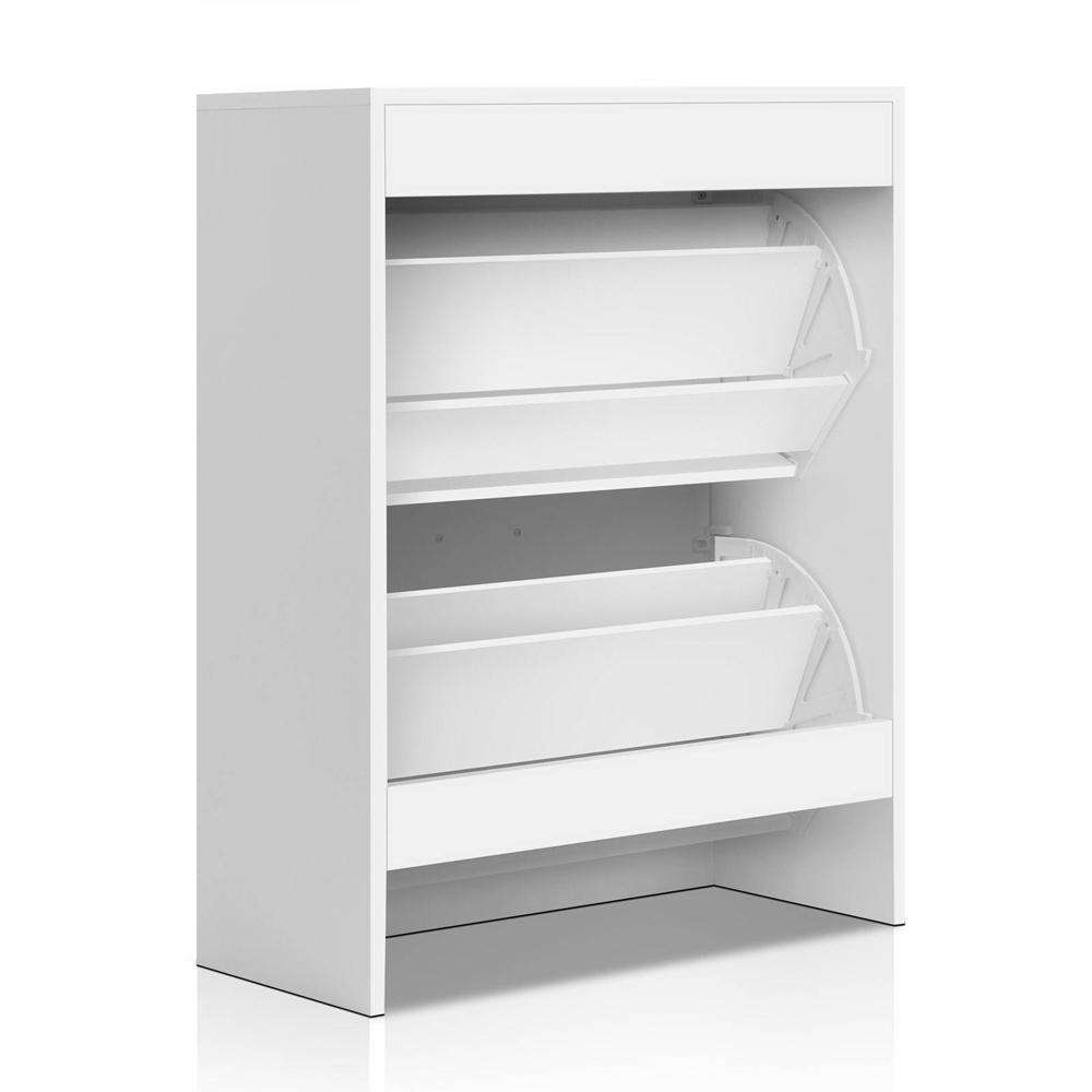 2 Door Shoe Cabinet - Desirable Home Living
