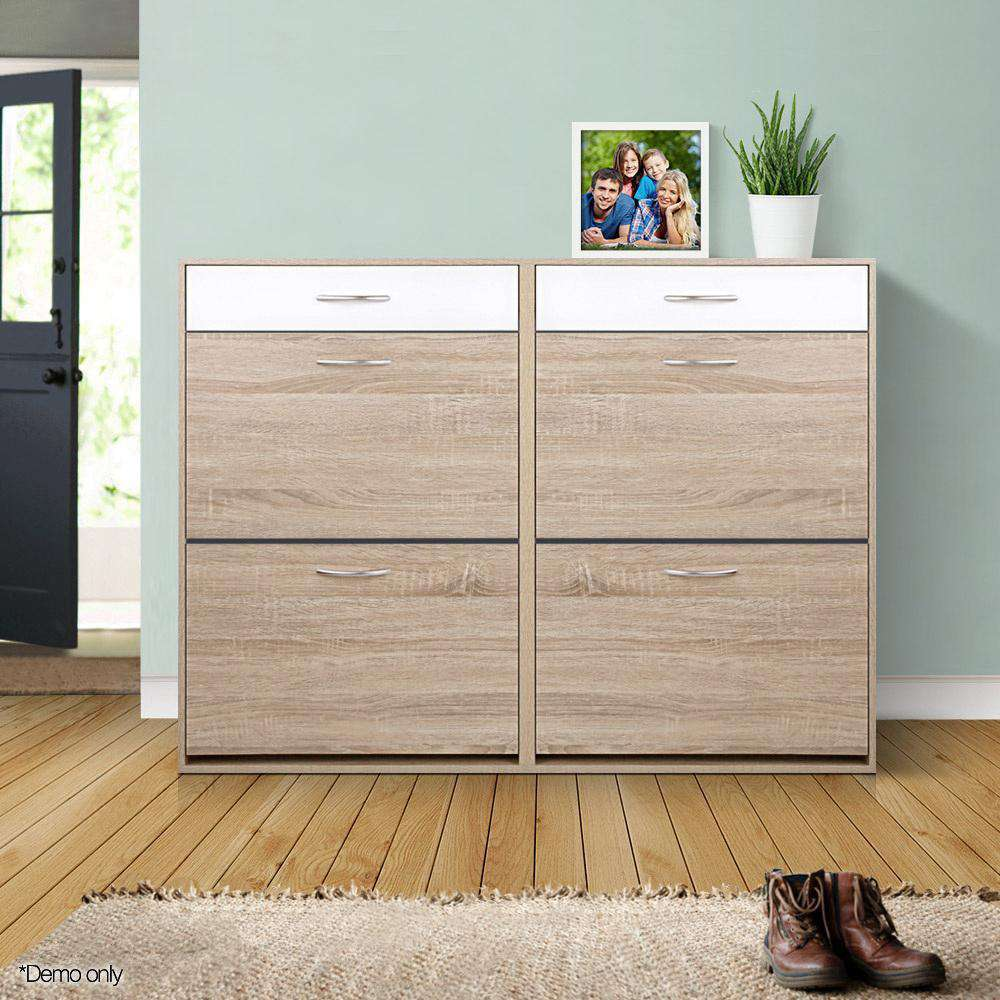 Shoe Cabinet – 36 Pairs - Desirable Home Living
