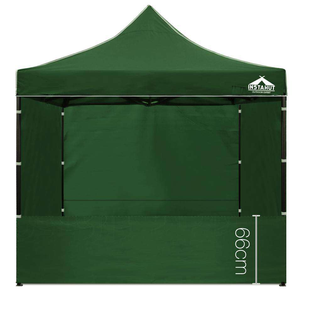 Instahut 3x3m Outdoor Gazebo - Green