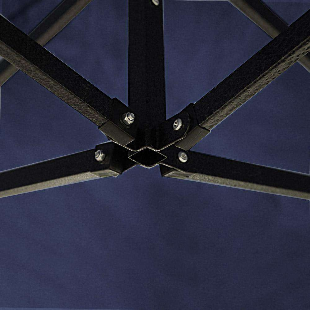 Instahut 3x4.5m Outdoor Gazebo - Navy