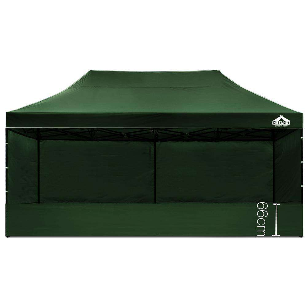 Instahut 3x6m Outdoor Gazebo - Green