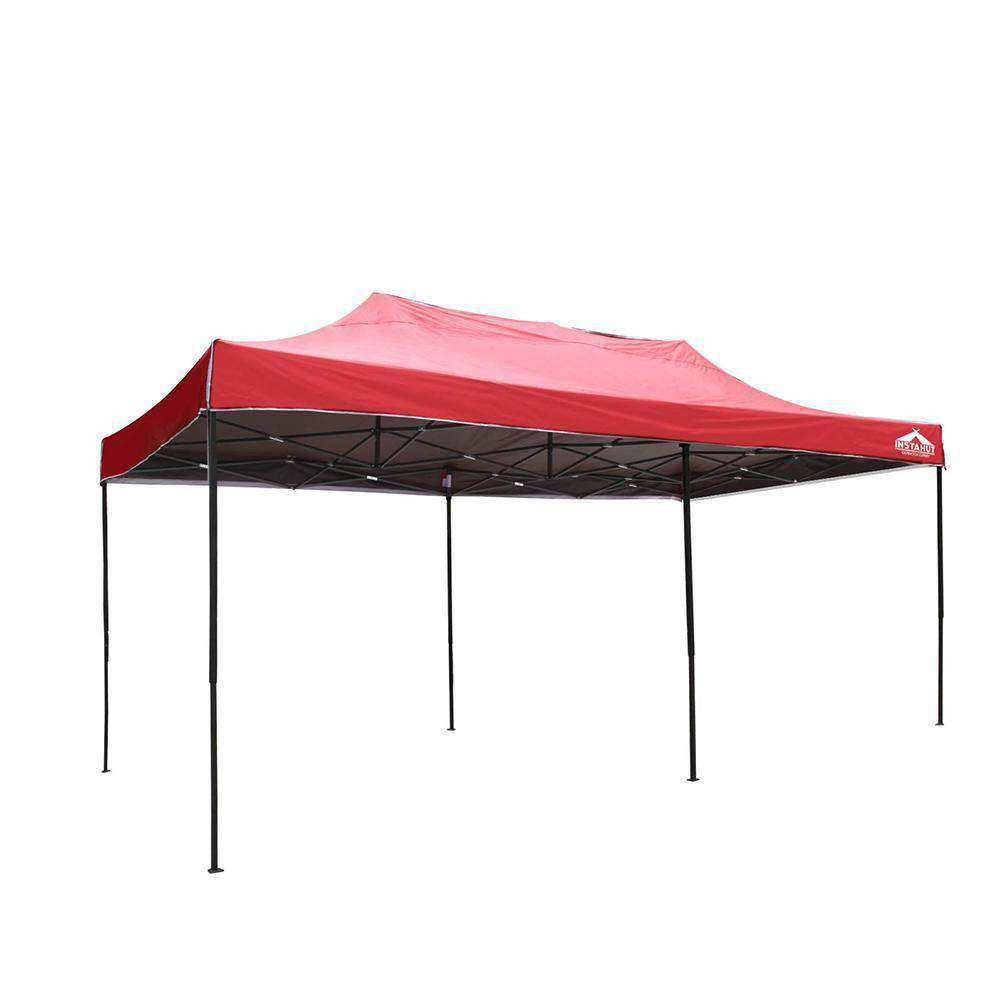 INSTAHUT 3X6M Pop Up Gazebo - Red