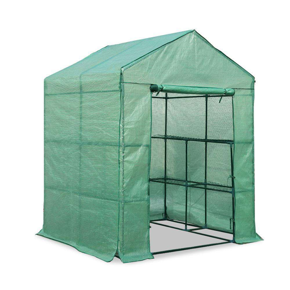 1.4 x 1.55M Walk-in All Weather Green House