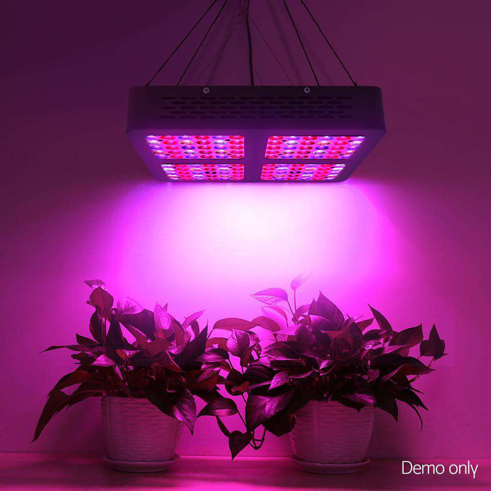 Green Fingers 600W LED Grow Light Full Spectrum Reflector