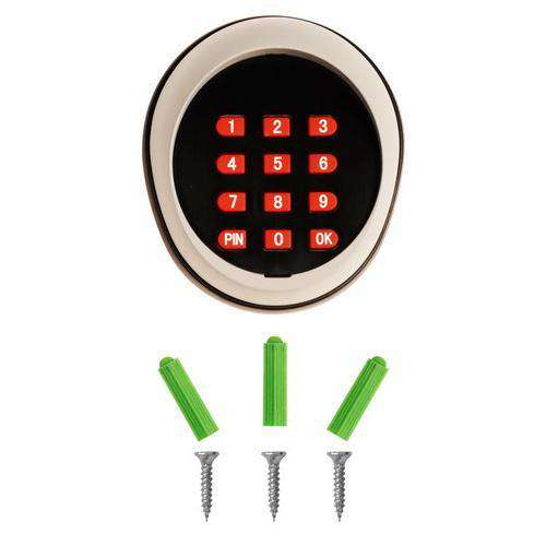 Wireless Keypad Control for Gate Opener - Desirable Home Living