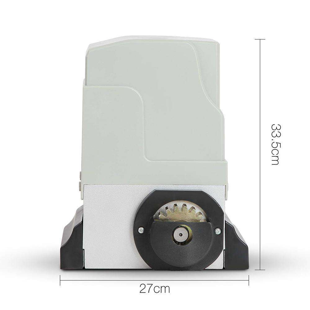 1200KG Automatic Sliding Gate Opener 6M with Remotes - Desirable Home Living
