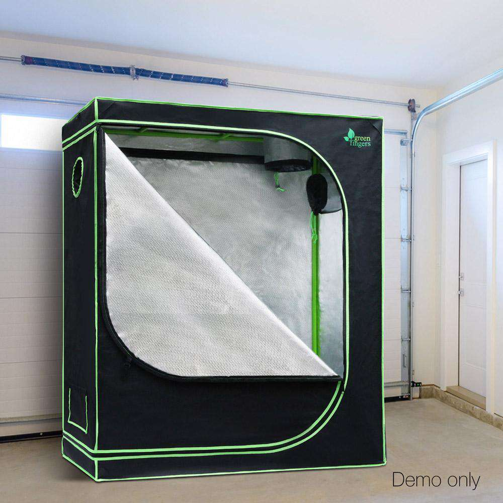 Hydroponic Grow Tent - 120X60X150cm - Desirable Home Living