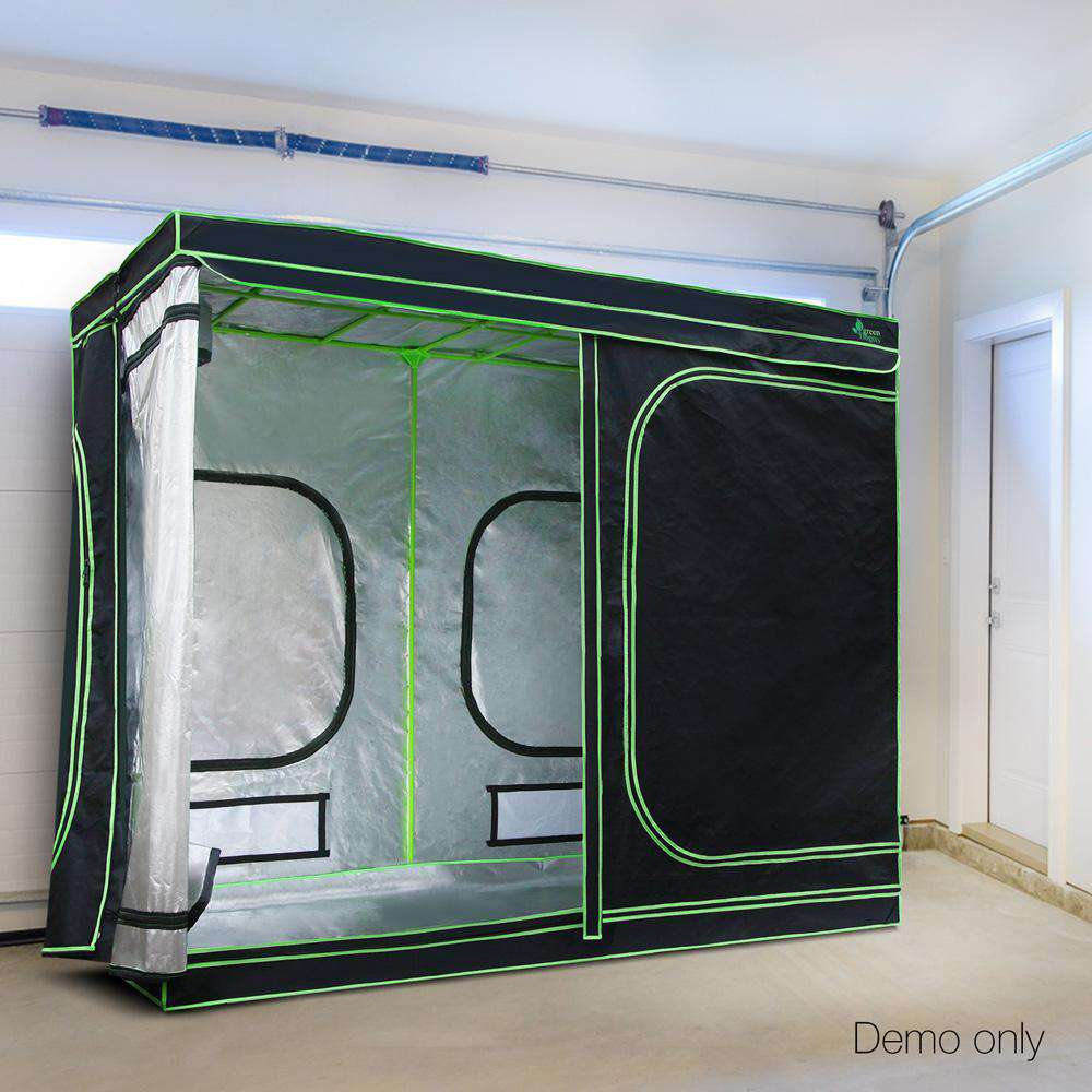 Hydroponic Grow Tent - 240X120X200cm - Desirable Home Living