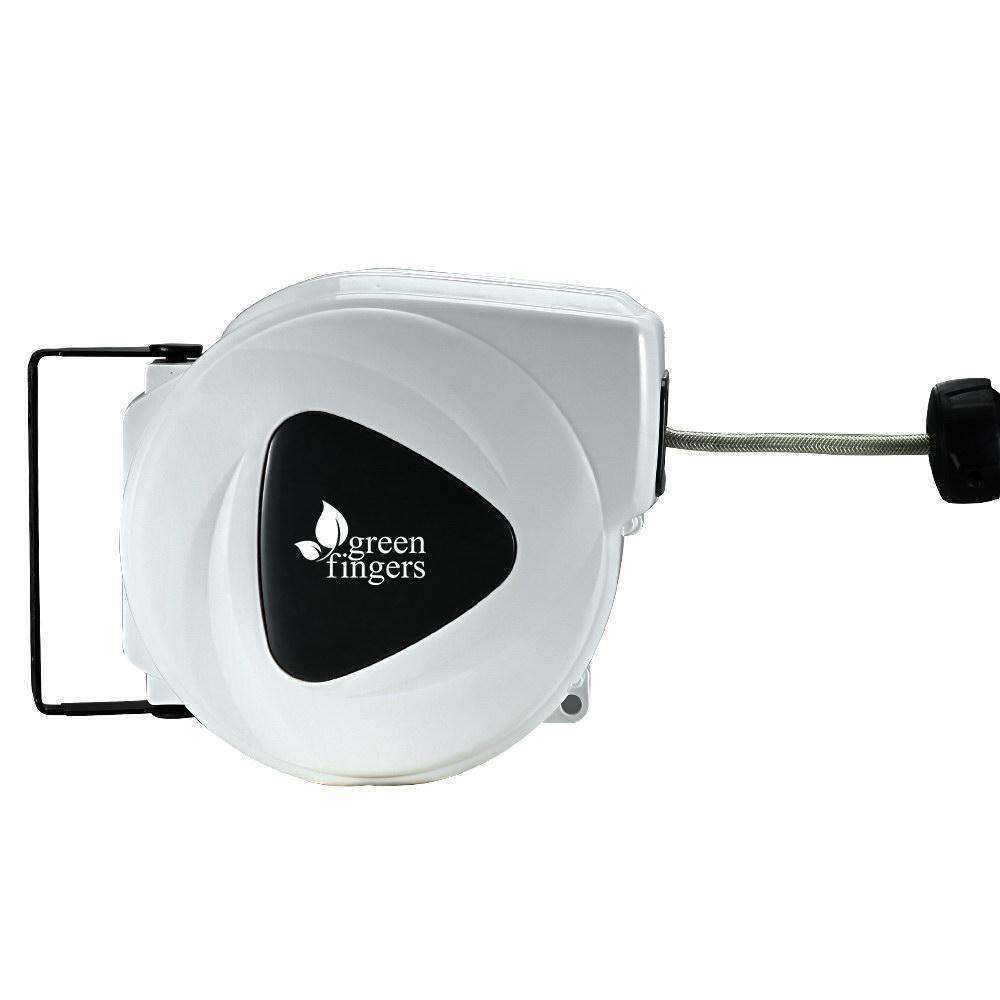 Retractable 10M Water Hose Reel - Desirable Home Living