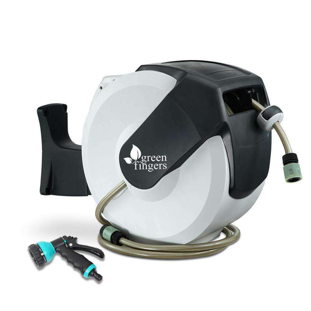Retractable 20M Water Hose Reel