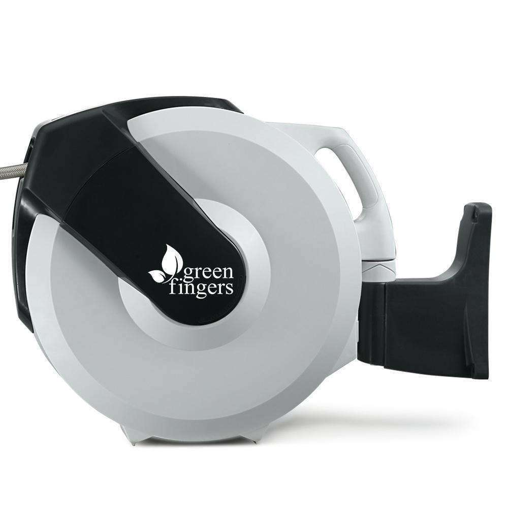 Retractable 20M Water Hose Reel - Desirable Home Living
