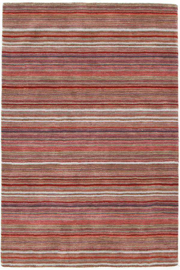 Invicta Pure Wool Red Rug