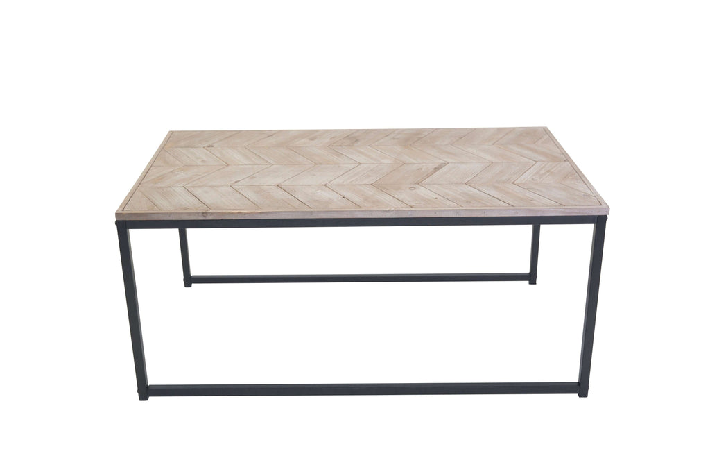 Avoca Chevron Nested Set of 3 Tables