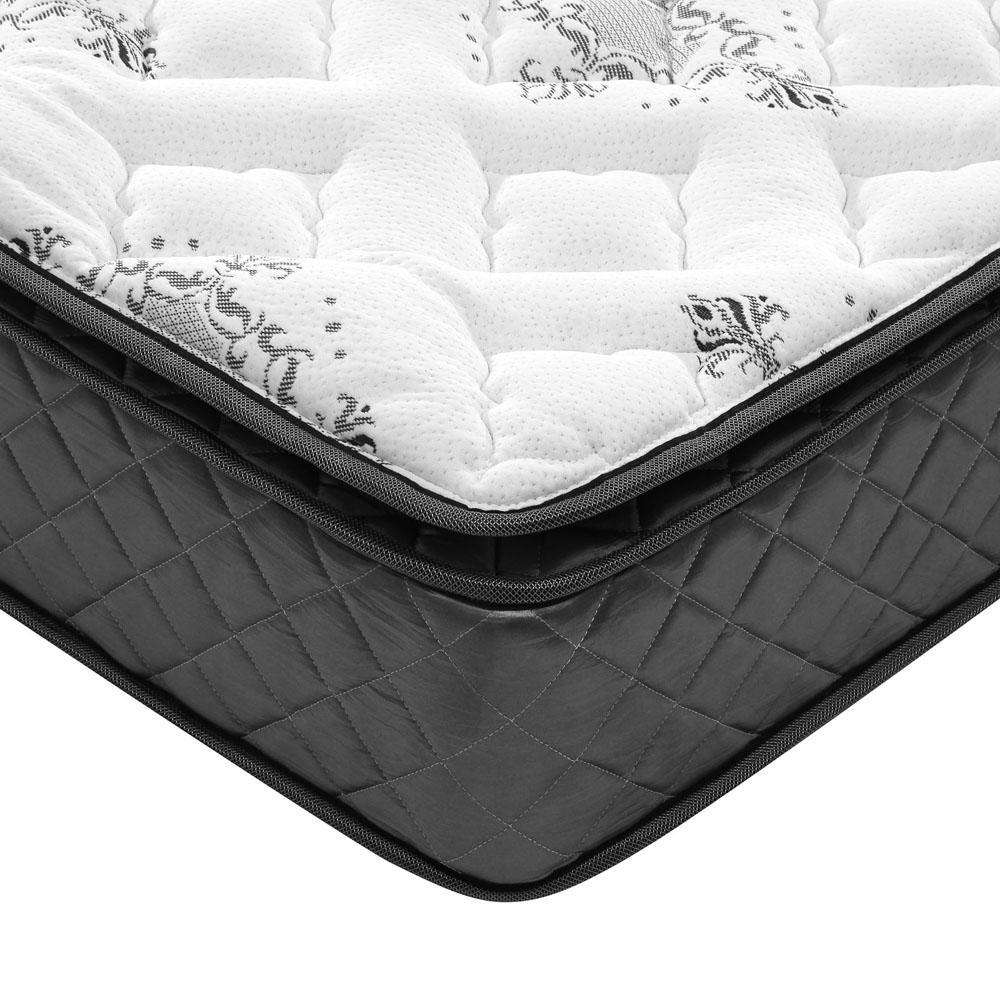 Pillow Top Mattress King - Desirable Home Living