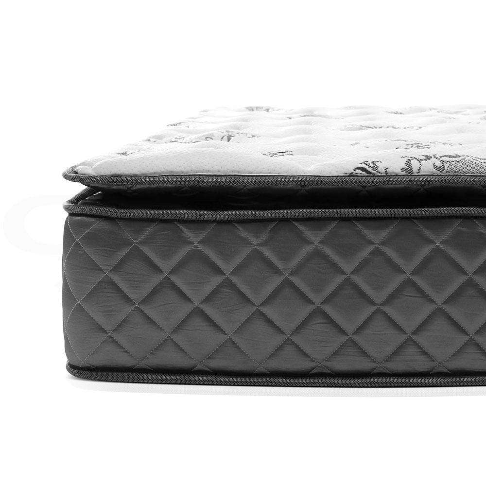 Pillow Top Mattress Single - Desirable Home Living