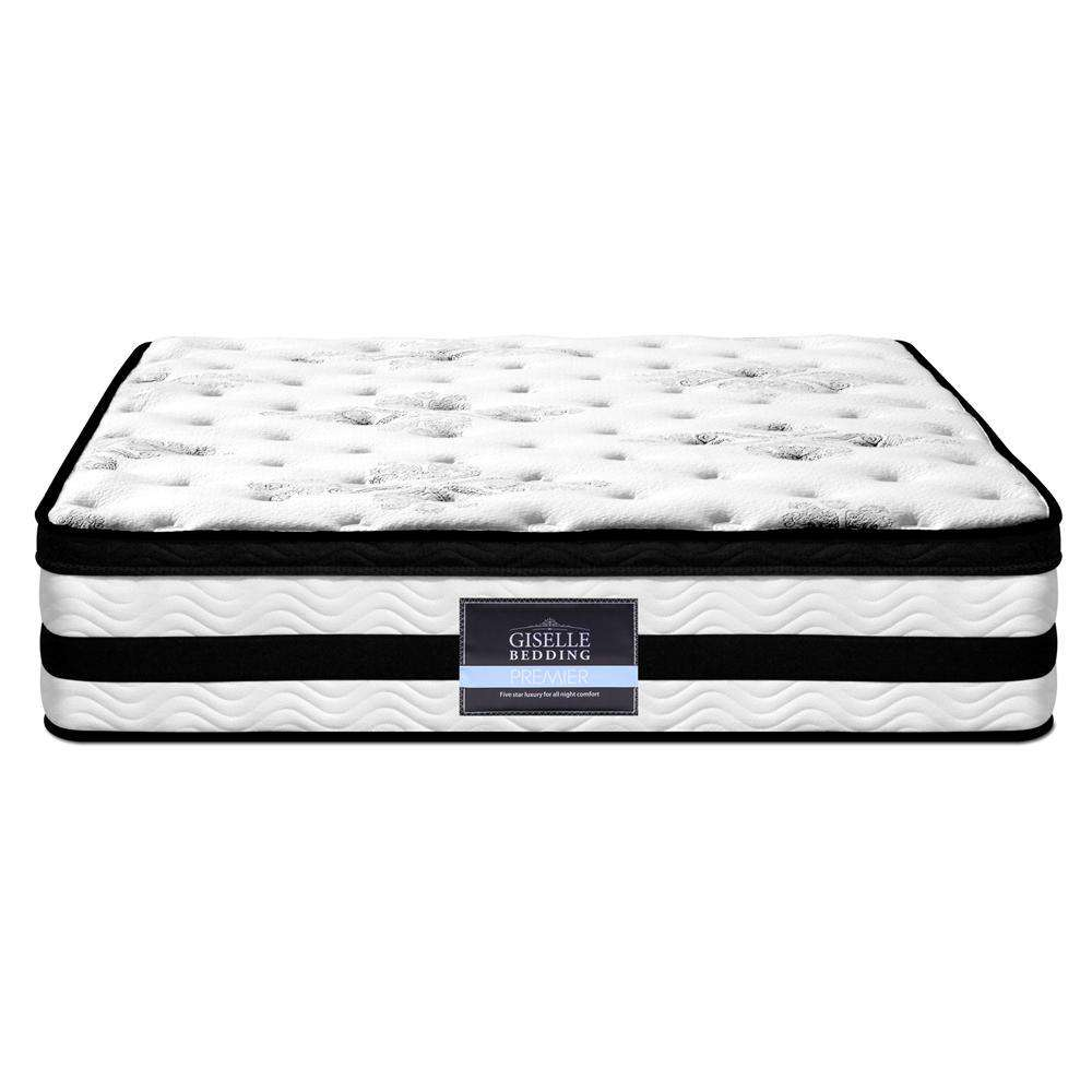 Giselle Bedding Double Size 34cm Thick Foam Mattress