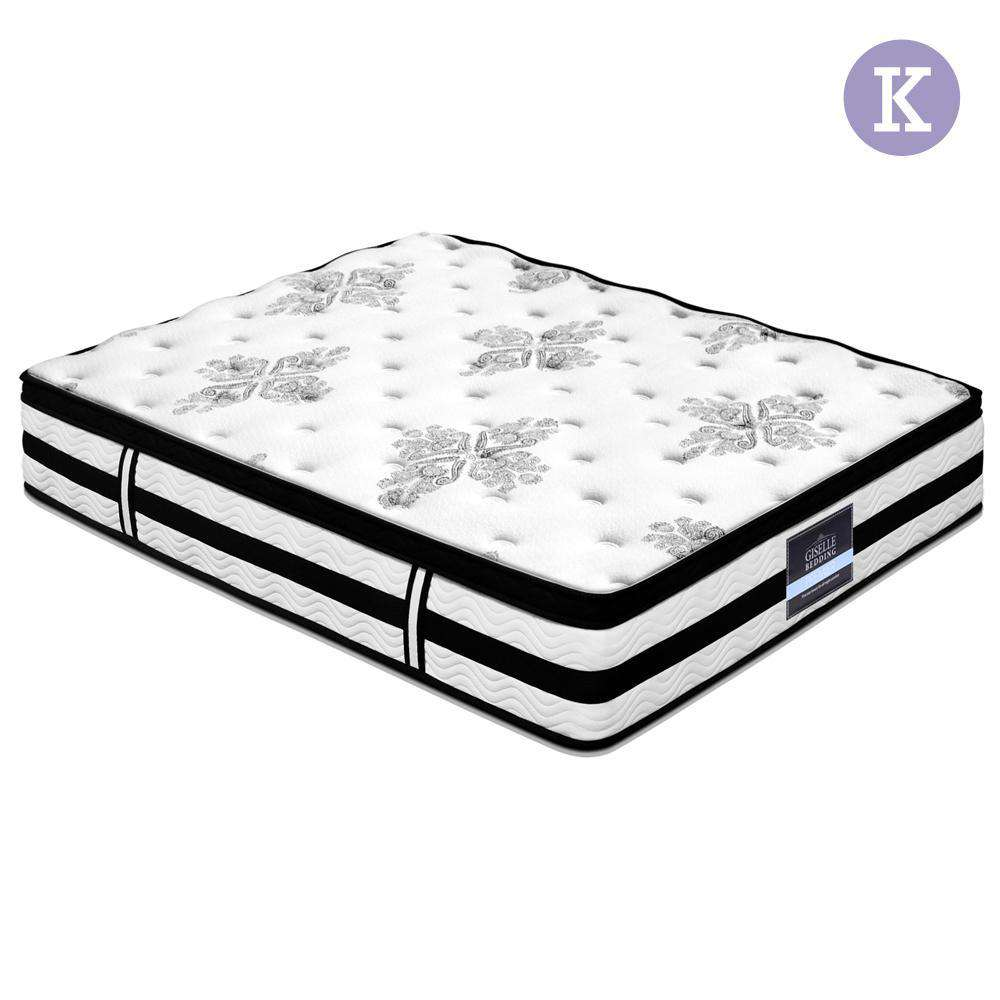 34CM Euro Top Mattress - King