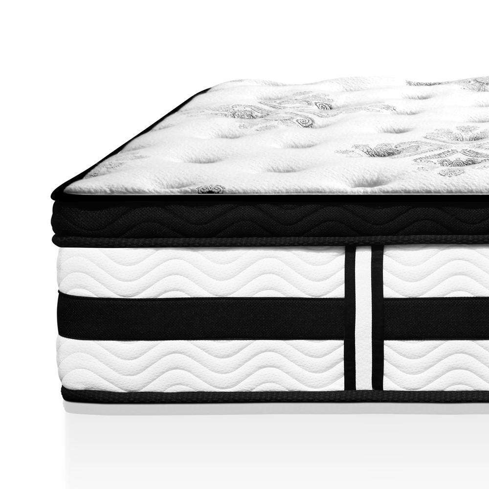 Giselle Bedding King Size 34cm Thick Foam Mattress