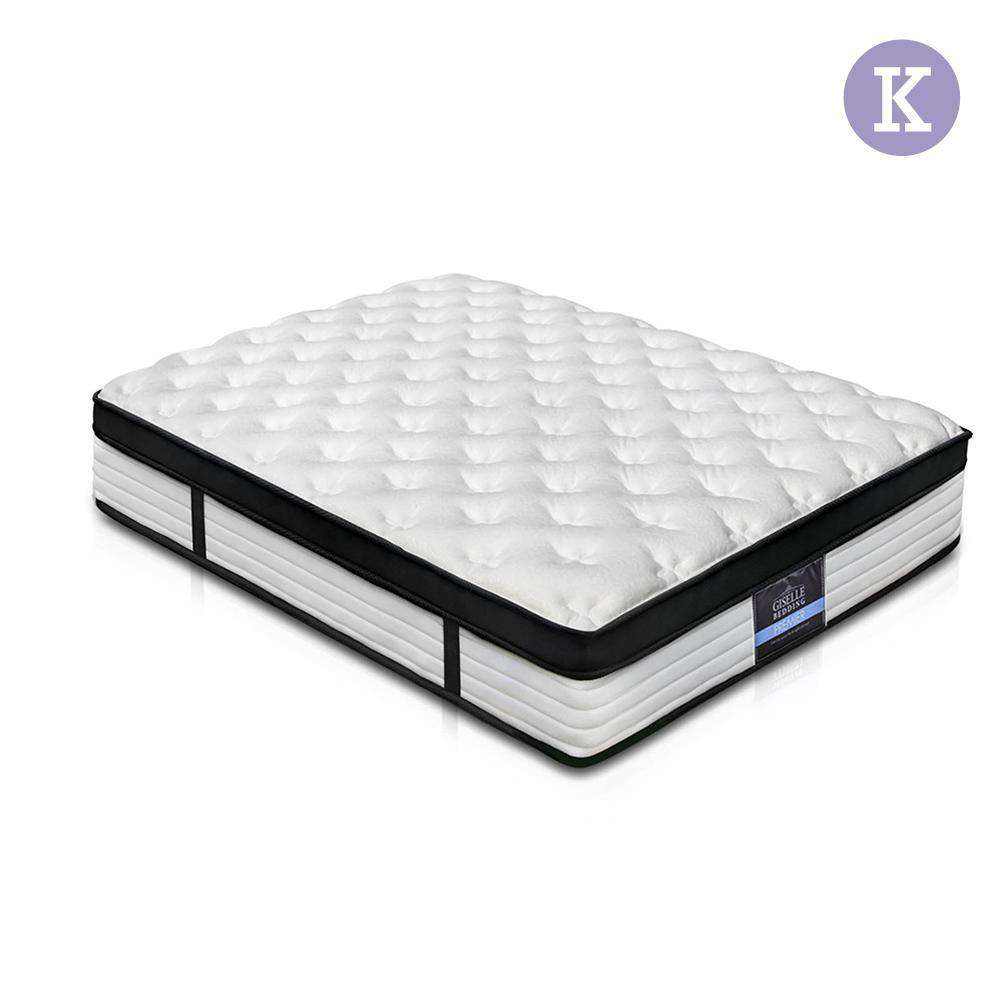 Giselle Bedding Euro Top Mattress - King