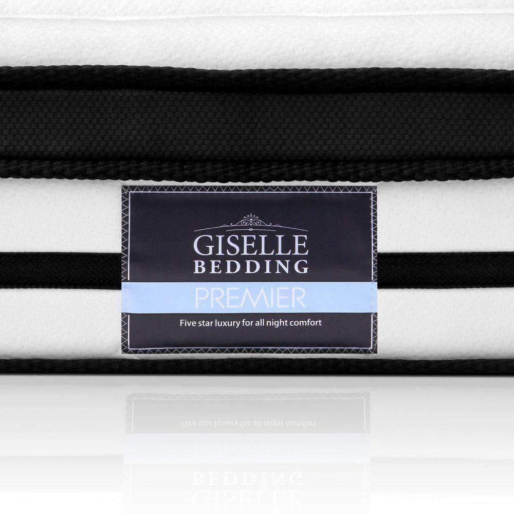 Giselle Bedding King Size 27cm Thick Foam Mattress