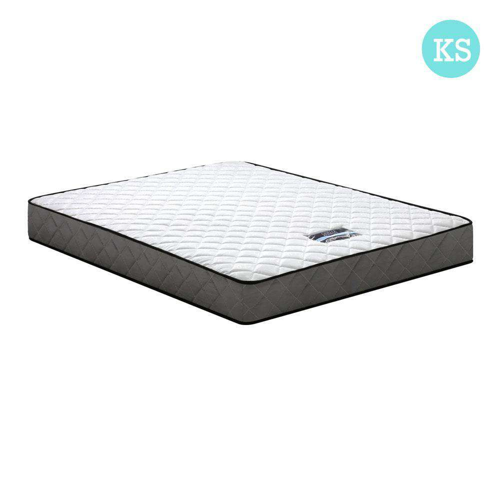 Bonnell Spring Medium Firm Mattress  King Single