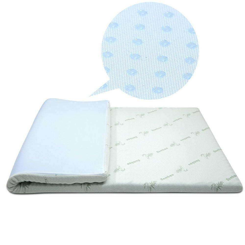 8cm Cool Gel Mattress Topper King
