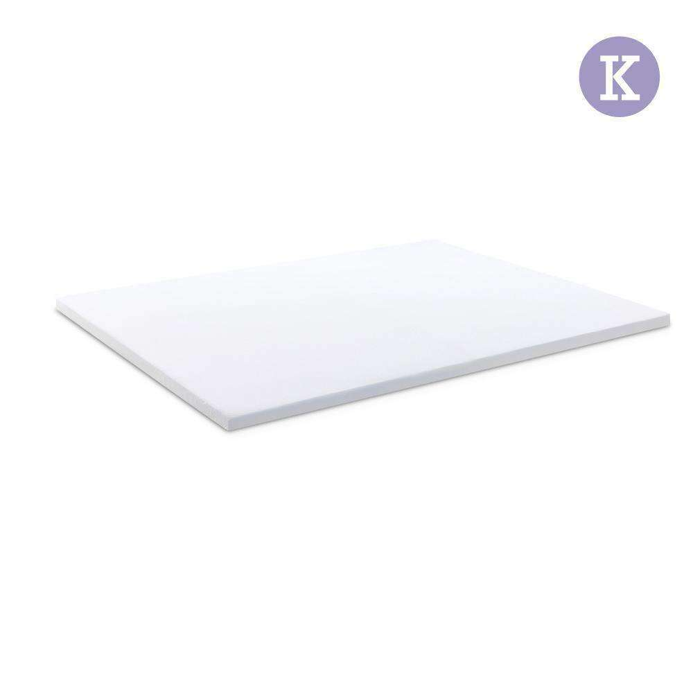 King Size Dual Layer Cool Gel Memory Foam