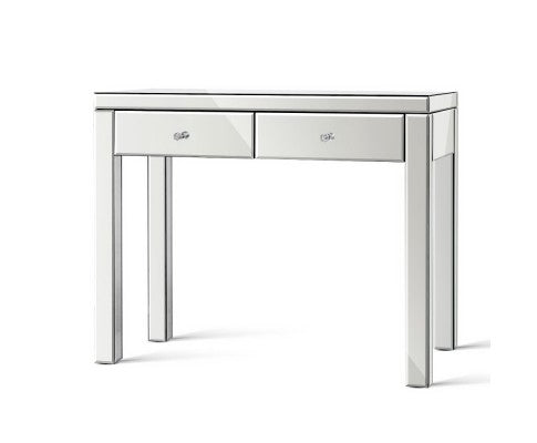 Artiss Mirrored Dresser/Hall Table
