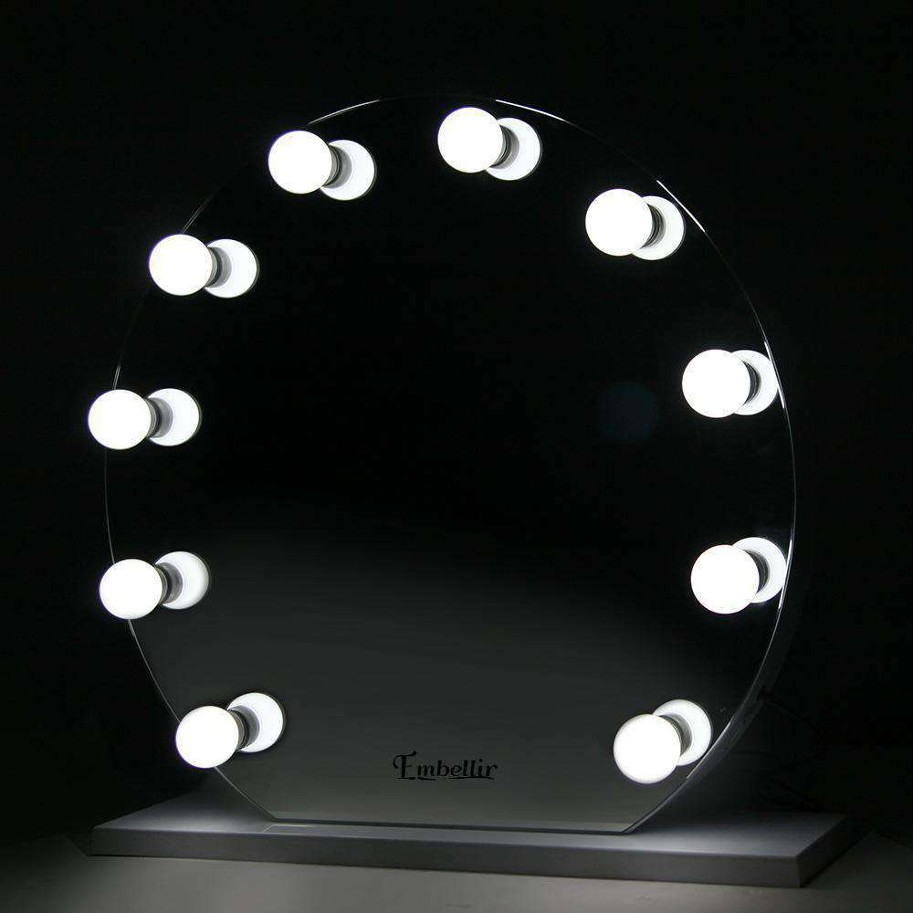 LED Makeup Mirror Frame - Desirable Home Living