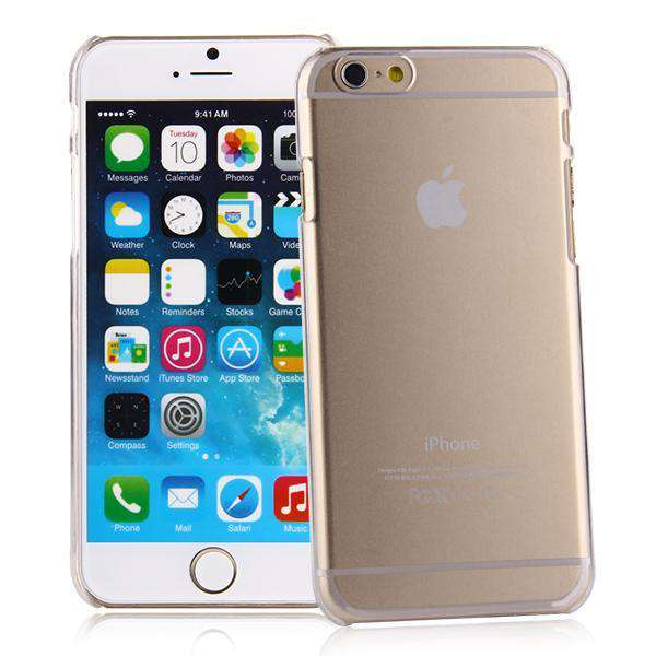 TPU Transparent Hard Case Cover Shell for 4.7 Inch Apple iPhone 6 - Desirable Home Living