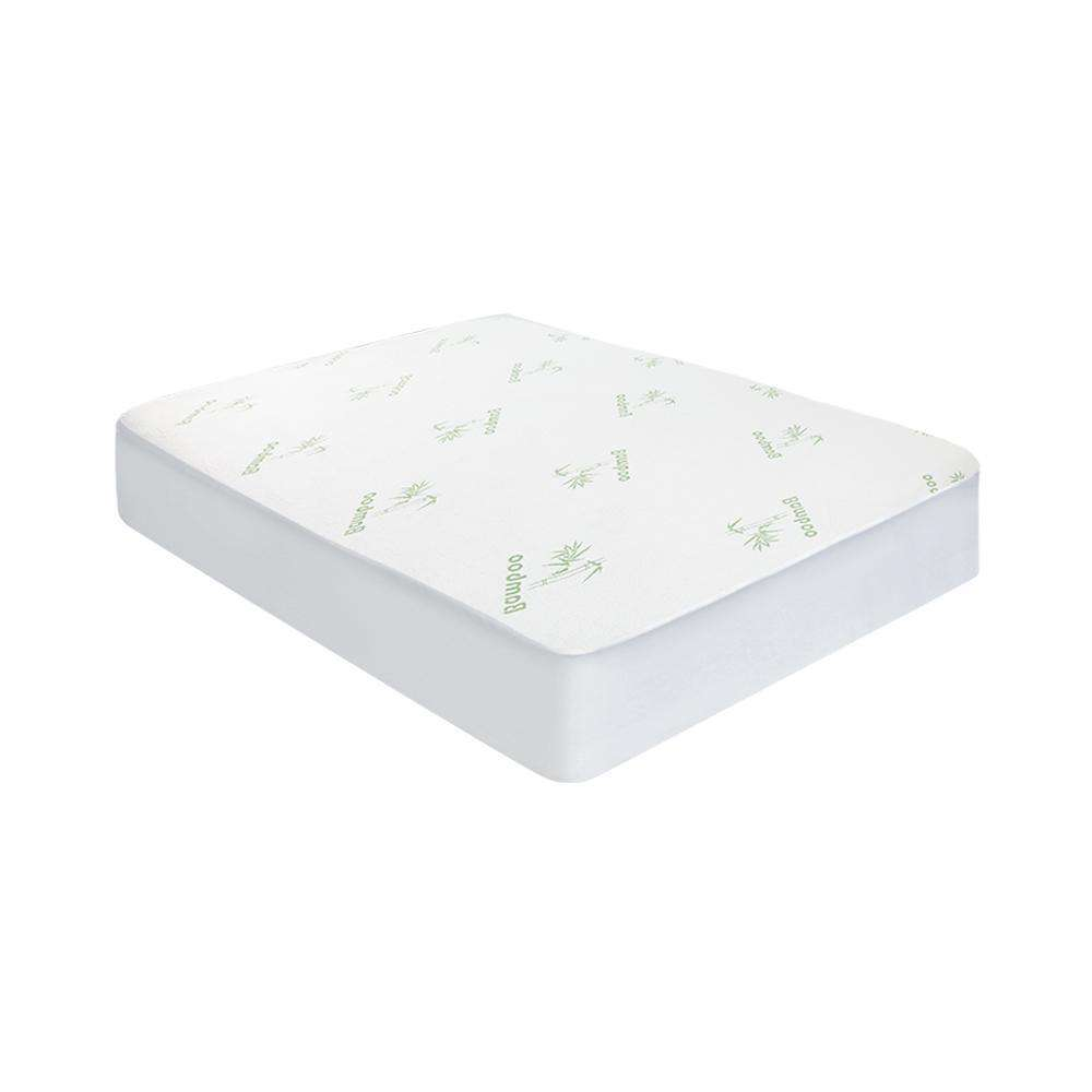 Giselle Bedding Bamboo Mattress Topper King