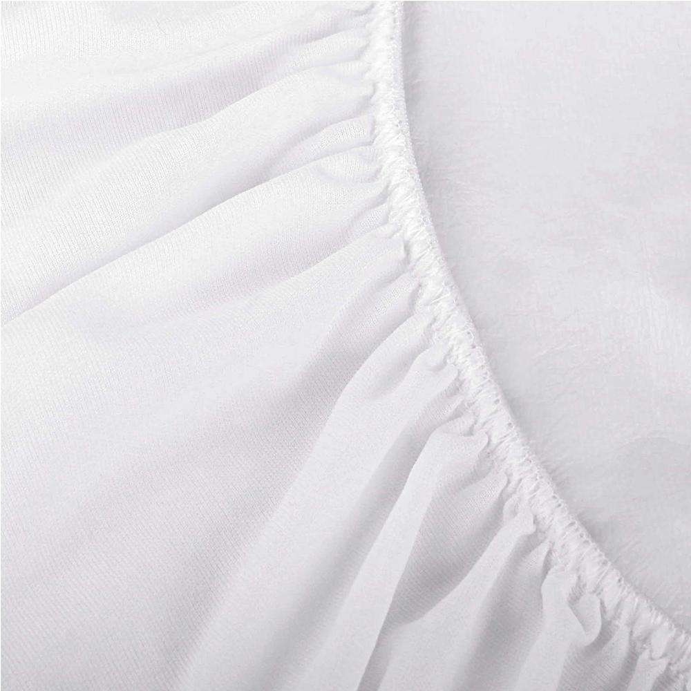 Giselle Bedding Queen Size Cotton Mattress Protector