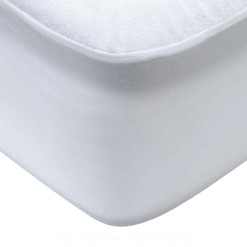 Waterproof Mattress Protector - Single - Desirable Home Living