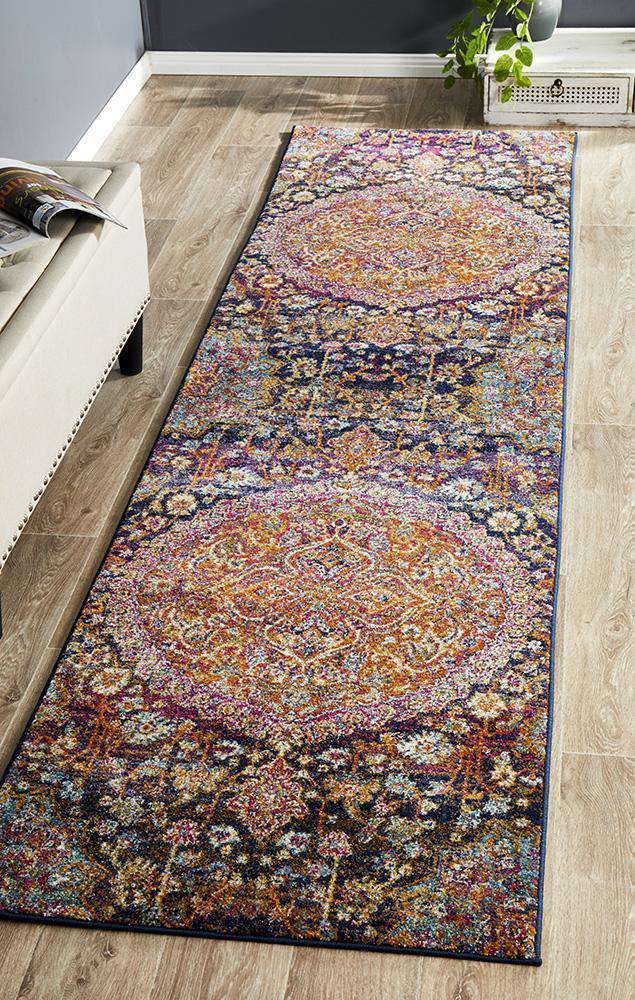 Museum Preston Multi Coloured Runner