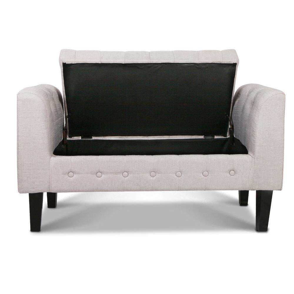 Multi-Functional Storage Ottoman - Desirable Home Living