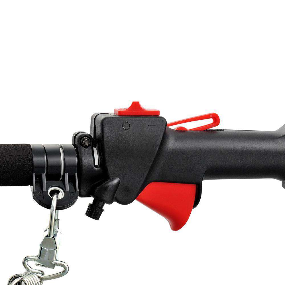 62CC 2in1 Pole Chainsaw Hedge Trimmer - Desirable Home Living